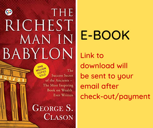 E-BOOK: The Richest Man In Babylon