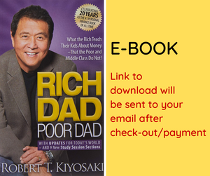 E-BOOK: Rich Dad Poor Dad