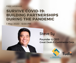 SURVIVE COVID-19: Building Partnership During the Pandemic