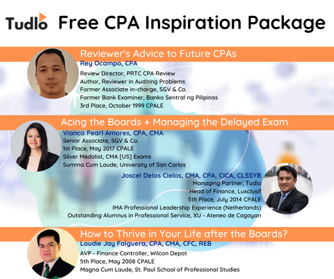 TUDLO: FREE CPA Inspiration Package