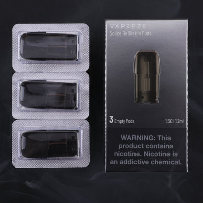 Solice Replacement Pods
