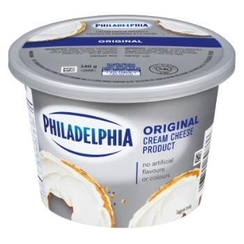 Philadelphia Orignal Cream Cheese 500g 奶酪