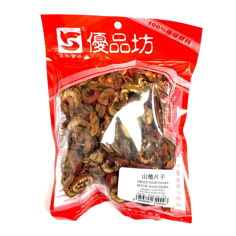 【YPF Series】Dried Sliced Haw 170g