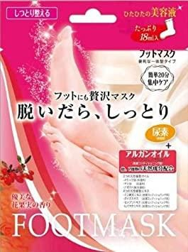 Beauty World Foot Mask
