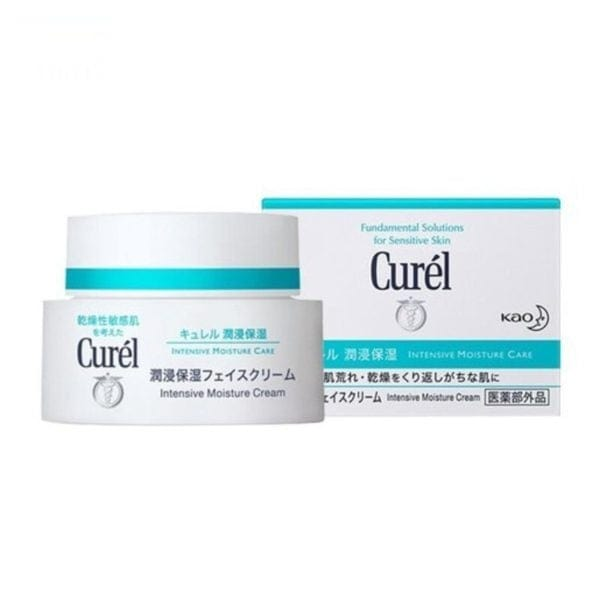 Kao Curel Moisturizing Face Cream 40g