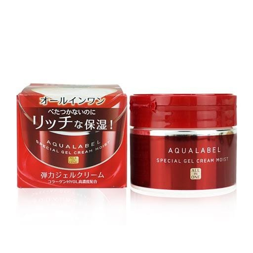 Shiseido AquaLabel 5in1 Gel cream