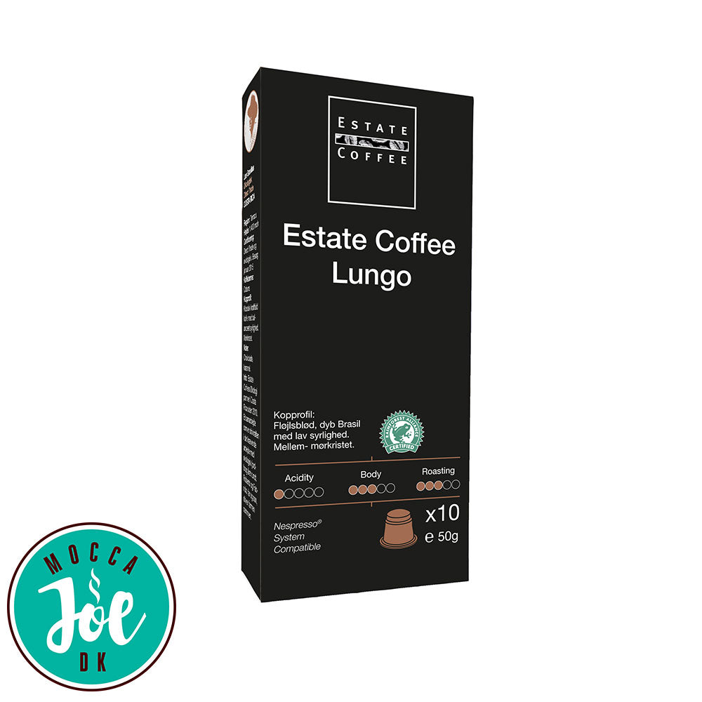 Estate Coffee Lungo Kaffekapsel | 10stk