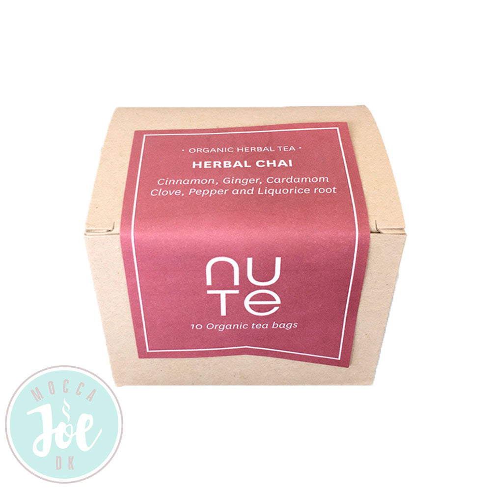 Nute Te Herbal Chai | 10 stk Tebreve