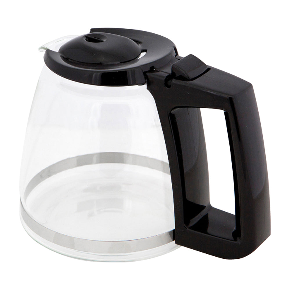 Melitta Glaskande Single 5 | Sort | 0,62 L