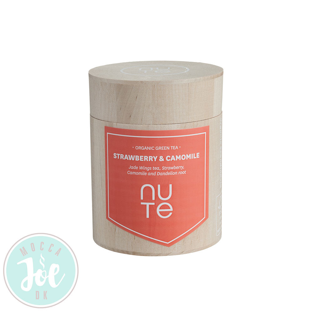 Nute Te Strawberry & Camomile | 100 g