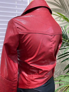 Ruth Jacket (Red)