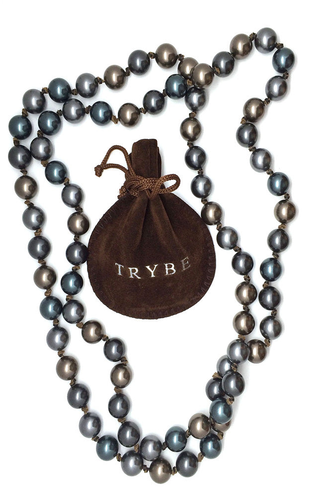 "Seventy-Five ""Pearl"" Necklace"