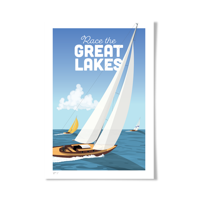 Roo Kee Roo: Race the Great Lakes