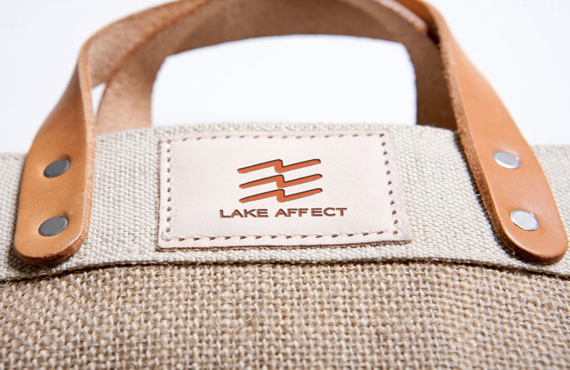 Walloon Lake Market Bag