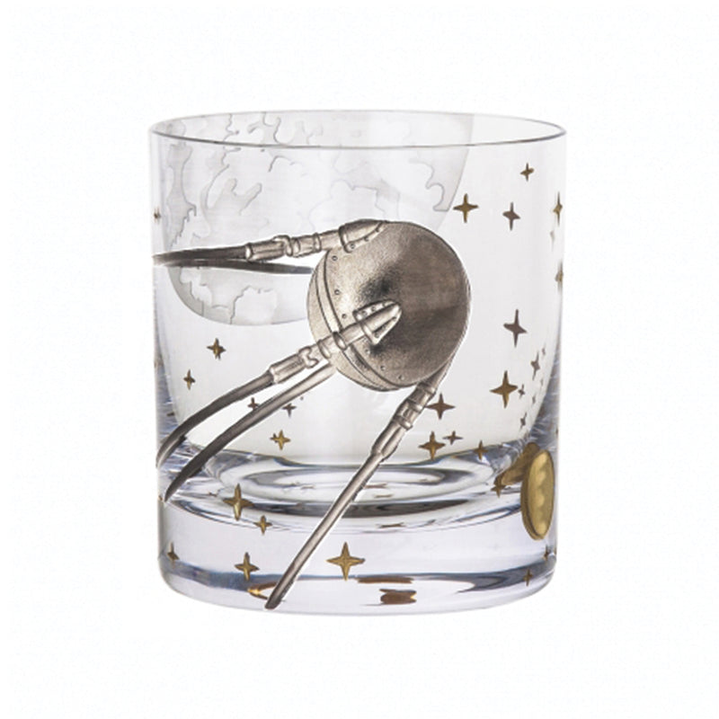 Double Old Fashioned Sputnik