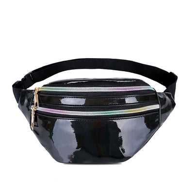 Lofthigher, , Holographic Waist Bags