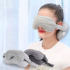 Lofthigher, sleep, Multi-Function Travel Neck Pillow & Eye Mask