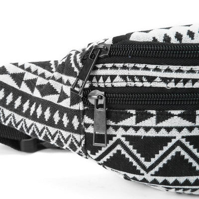 Lofthigher, security, Bohemian Style Waist Bag