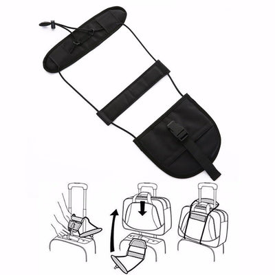 Lofthigher, security, Travel Luggage Strap