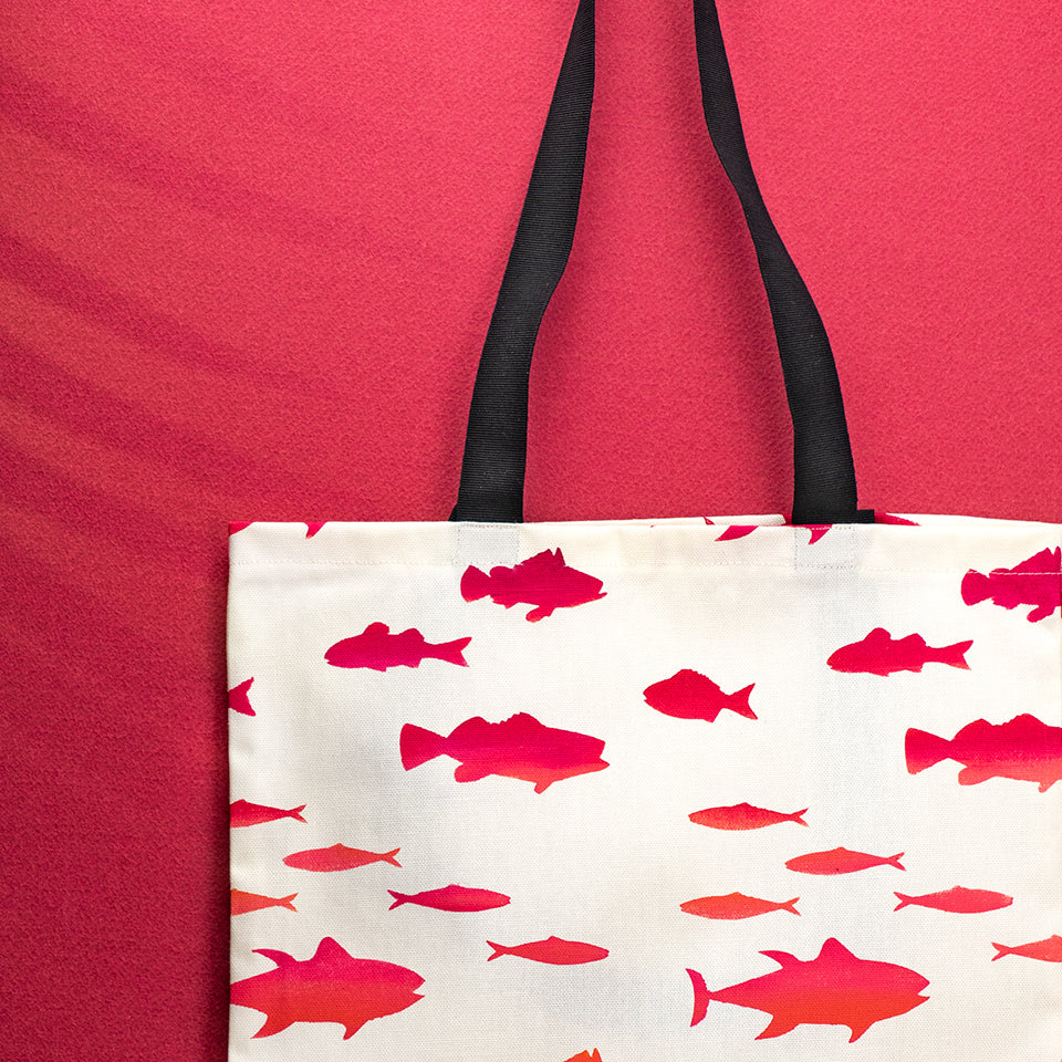 Fish Shopping Bag