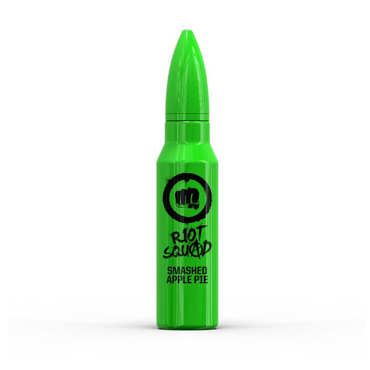 RIOT SQUAD SHORTFILL SMASHED APPLE PIE - 50ML 0MG
