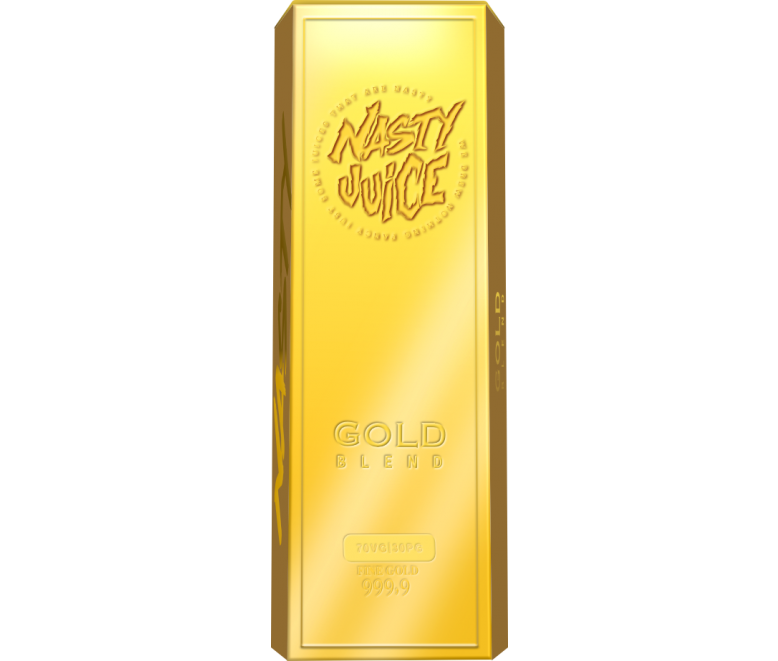 Nasty Juice Tobacco Series - Gold Blend - 50ml Shortfill