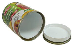 Tinned Fruit Stash Can