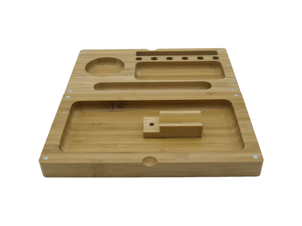 Bamboo Flip Rolling Tray