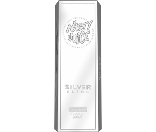 Nasty Juice Tobacco Series - Silver Blend - 50ml Shortfill