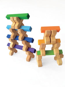 Building Step Blocks
