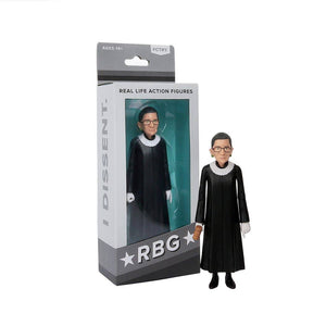 Ruth Bader Ginsberg Action Figure