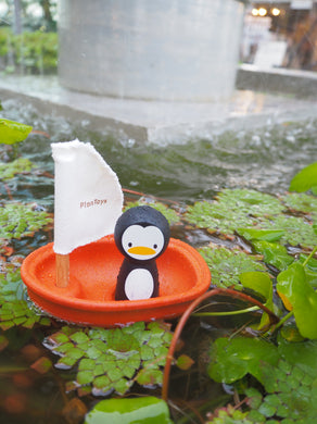 Sailing Boat - Penguin - Things They Love
