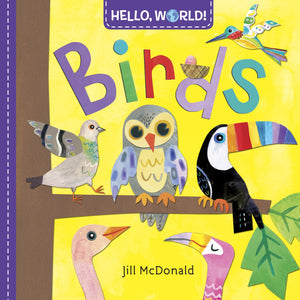 Hello, World! Birds!