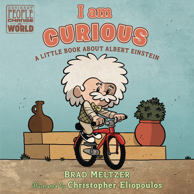 I am Curious - A Little Book About Albert Einstein - Things They Love