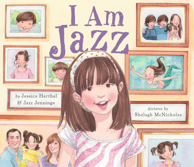I Am Jazz - Things They Love