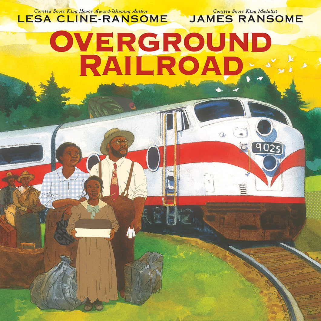 Overground Railroad - Things They Love