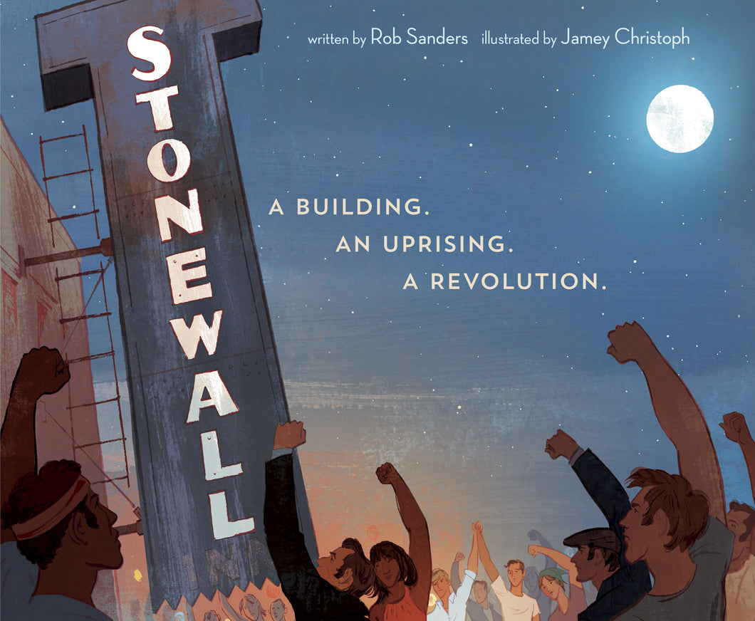 Stonewall: A Building. An Uprising. A Revolution - Things They Love