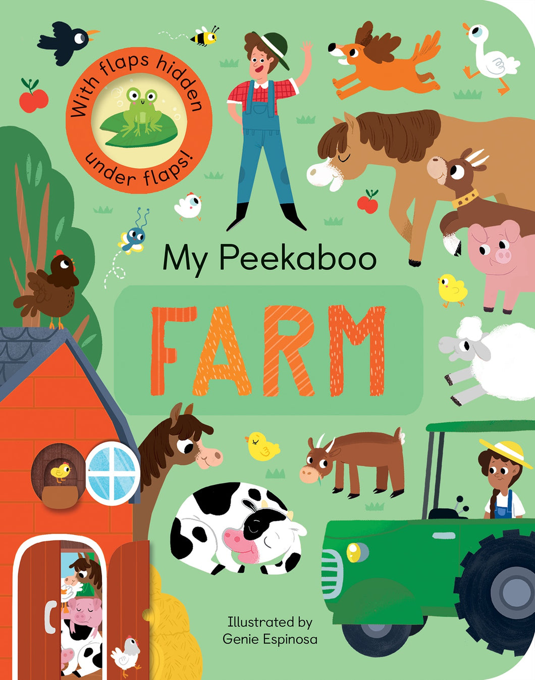 My Peekaboo Farm - Things They Love