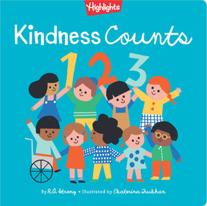Kindness 123 - Things They Love