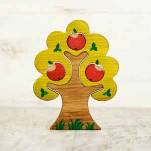 Wooden Apple Tree - Things They Love