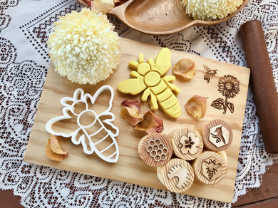 Bee Dough Cutter - Things They Love