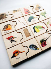 Load image into Gallery viewer, Bird Beak Puzzle - Things They Love