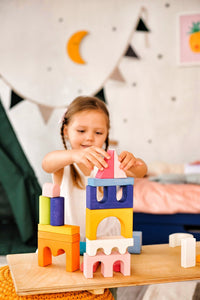 Building Blocks Set - The Castle - Things They Love