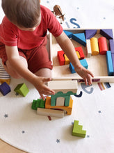 Load image into Gallery viewer, Building Blocks Set - The House - Things They Love