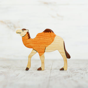 Wooden Camel - Things They Love