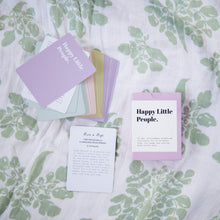 Load image into Gallery viewer, Happy Little People Card Deck: The Second Year - Things They Love