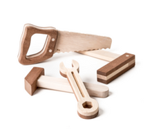 Load image into Gallery viewer, Wooden Tool Set - Things They Love
