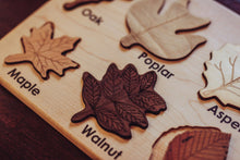Load image into Gallery viewer, Leaf Puzzle - Things They Love