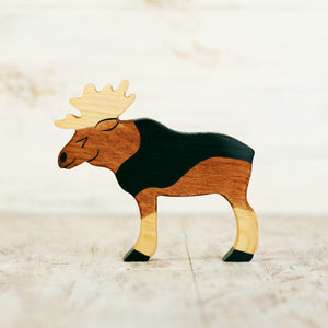 Wooden Moose - Things They Love