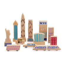 Load image into Gallery viewer, Wanderlust Wooden City - New York City